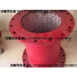 陶瓷复合管技术参数结构特点
