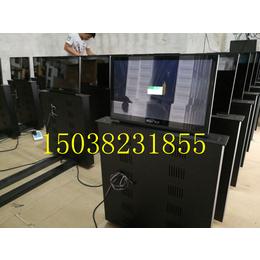 厂家直销洛阳电教会议室超薄液晶显示器升降器包安装