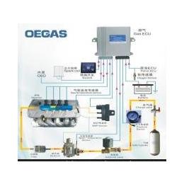 油改气D07套件 河南欧意 压缩天然气汽车改装套件