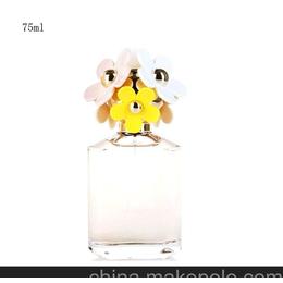 花朵盖玻璃瓶 塑料盖香水瓶 5ml/30ml/50ml玻璃香水瓶