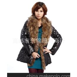 大量供应各类高品质羽绒服2013(年终福利销售)工作服加工