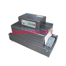 礼品盒半自动套膜包装机POF400纸盒透明膜塑封机