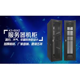 雷卡森 K56042加厚机柜42U服务器网络机柜2米