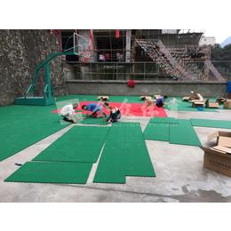 全众体育QZ防滑耐磨全国热销型悬浮式拼装地板缩略图