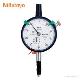 供应日本三丰2系列防水型指针式指示表2046S-60