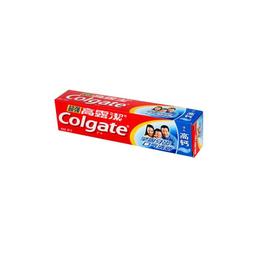 高露洁清洁牙膏厂家供应淘宝超市一手货源极速发货