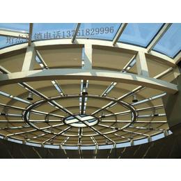 厂家直销上海大型采光顶电动天棚帘