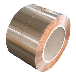进口铍铜带高导电耐磨耐腐蚀铍铜带美国BRUSH
