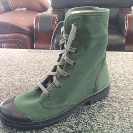 工厂直销军靴 森林防护靴 防刺穿 耐磨 防滑