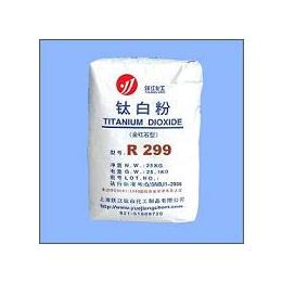 钛粉生产厂商供应跃江金红石型钛粉R-299色母粒专用型