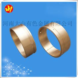 青铜铜铸件厂家批量加工铜套