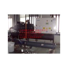 富尔达地源热泵制冷机组压缩机维修保养