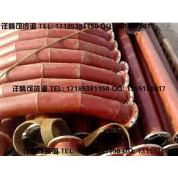 陶瓷复合管应用领域产品种类