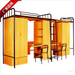 双层学生床公寓床多功能学生床 组合床 可定制