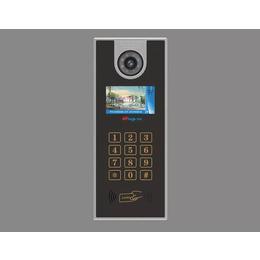 长沙全网线TCP协议可视对讲门铃防盗门