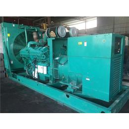 供应工厂新款康明斯KTA38G5进口800kw二手柴油发电机