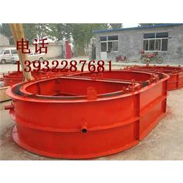 圆形污水检查井钢模具