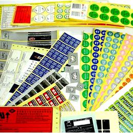 捷印不干胶印刷   捷印塑料不干胶印刷