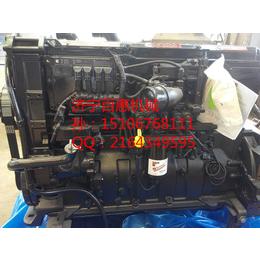 烟工挖掘机B3.3发动机总成3800737康明斯水泵增压器
