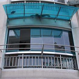重庆门窗之-无框窗系列
