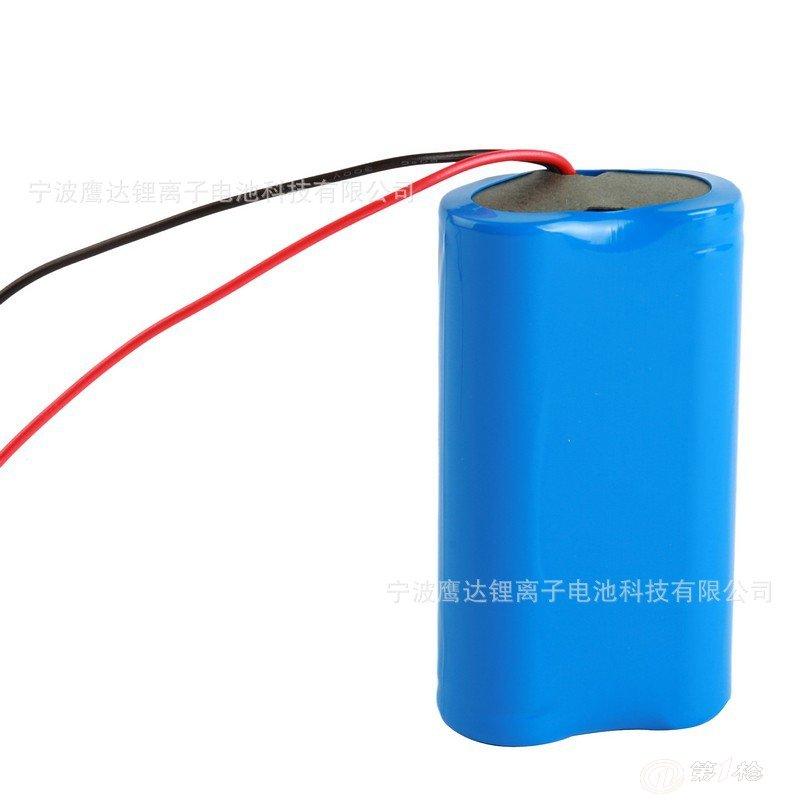4v/7.2ah)锂电池电动玩具电池图片