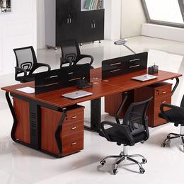 各种蝴蝶钢架办公桌定制 直销