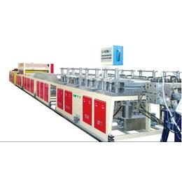 供应80/156木塑建筑模板设备