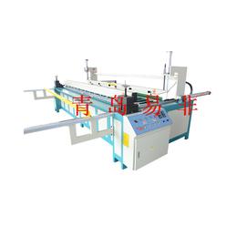 2017易非塑料焊接供应3米塑料板材折弯机