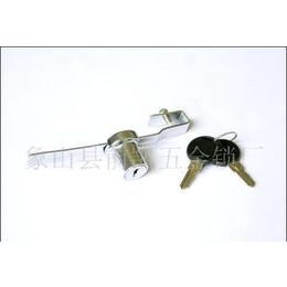 专业生产供应锌合金玻璃橱窗锁