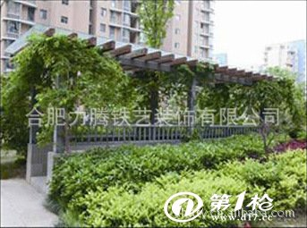 pvc钢结构花亭——lt124-132