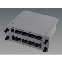 慈溪市 1分16 插片式光分路器盒