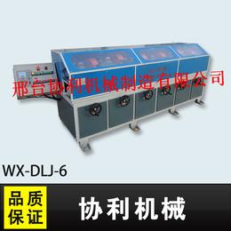 多工位轴类圆管抛光机 多工位圆管抛光机厂家 高品质机械