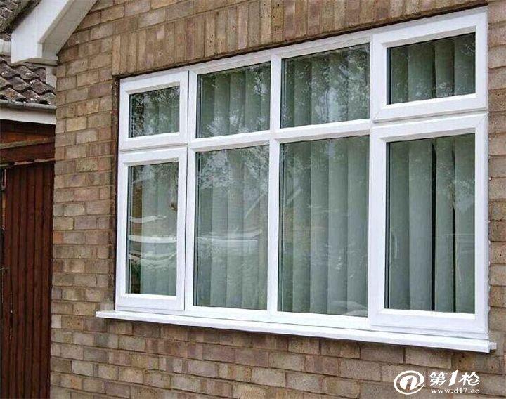 怎么选择优质塑钢门窗