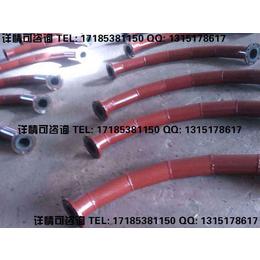 陶瓷复合管生产工艺技术参数