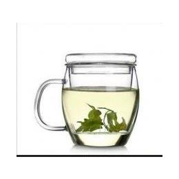 厂家批发 耐热玻璃杯 创意泡茶杯茶具套装花茶杯水<em>杯子</em>茶壶<em>500ML</em>