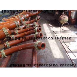 陶瓷复合管生产工艺安装施工