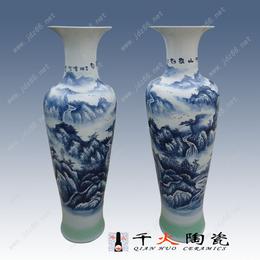 景德镇手绘3米3源远流长陶瓷大花瓶厂家直销