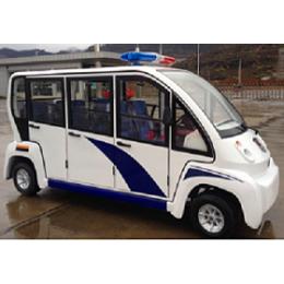 重庆封闭社区 大型工厂巡逻封闭式6座电动车厂家销售