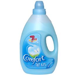 正品金纺柔顺剂清新柔顺衣物护理剂瓶装3L