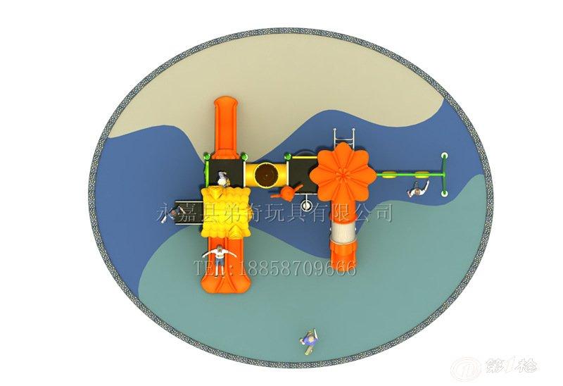 行业内领军品牌 儿童滑梯 幼儿园滑梯 娱乐产品 锻炼身体 滑滑梯