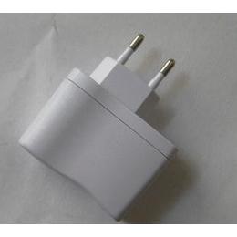 白色<em>欧</em><em>规</em>充电器,<em>手机充电器</em>,充电器厂家直售