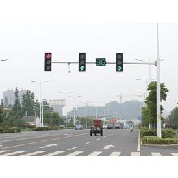 重庆信号灯杆图片 八角杆红绿灯杆路灯杆交通立杆