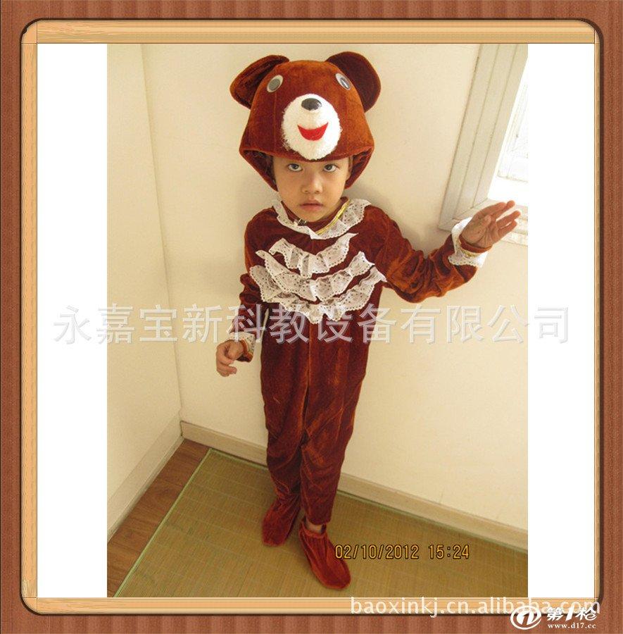 小马舞蹈服装 儿童动物表演服 幼儿园演出服装/六一表演服