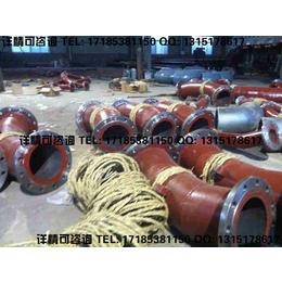 火电厂除尘车间输送用陶瓷复合管