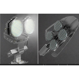 120WLED节能灯 太阳能高亮度路灯灯头 工矿灯隧道灯泛光灯