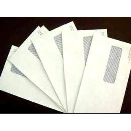 各式开窗信封,透明窗,信封印刷加工.