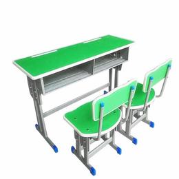 江西双人课桌椅学生学校课桌