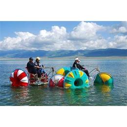 水上自行车 江凌船厂 双人水上自行车价格
