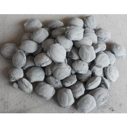 钢包渣改质剂压球状炼钢辅料