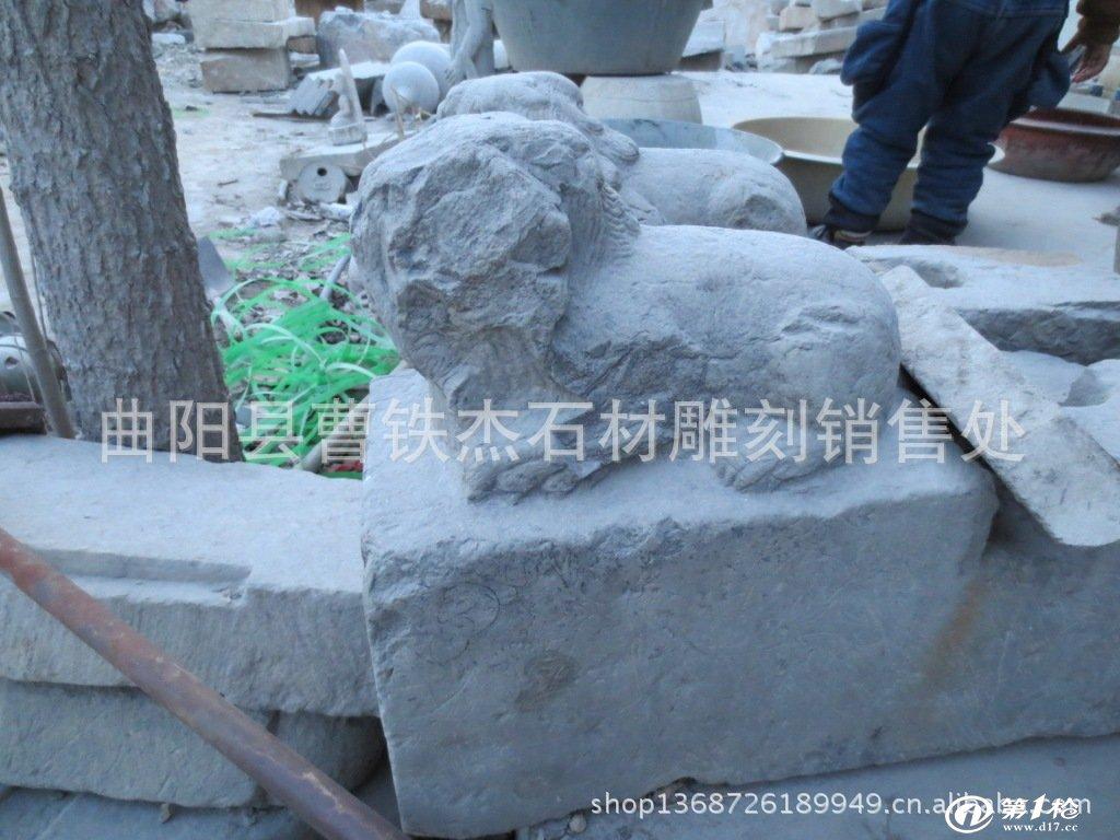 石雕项链 精品手工制作浮雕动物